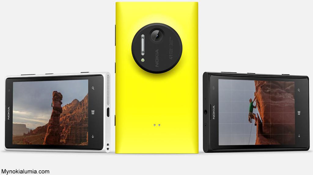 Nokia -lumia- 1020