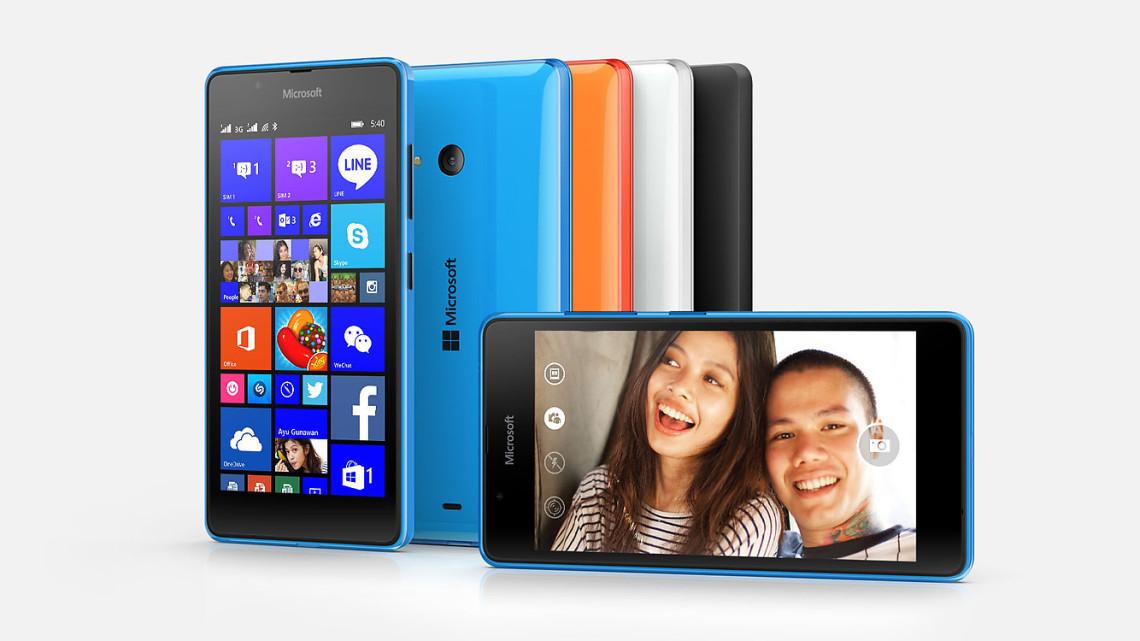 Microsoft Nokia Lumia 540 Premium Reviews and Specifications