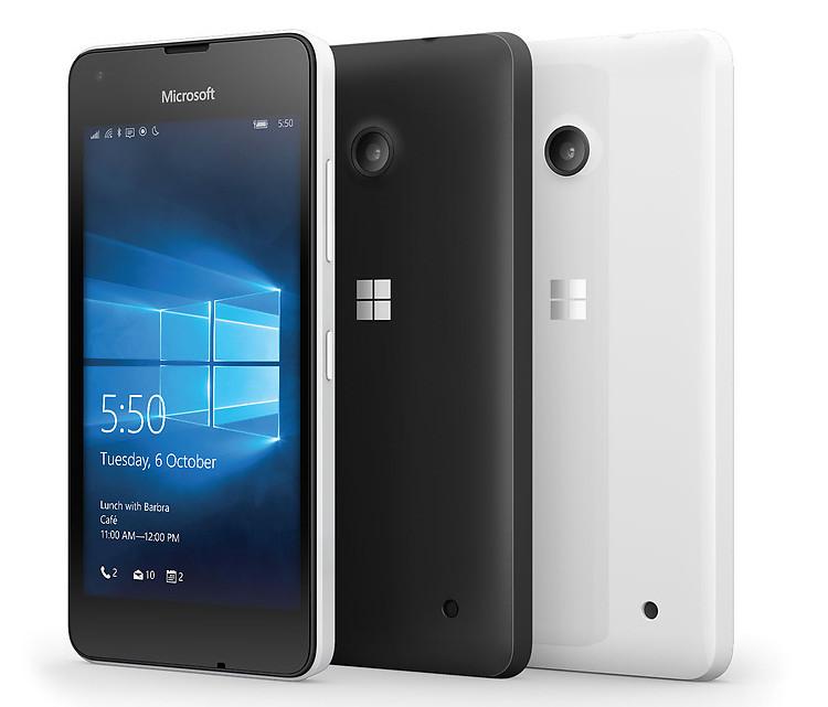 Microsoft Lumia 550 Sleek Review