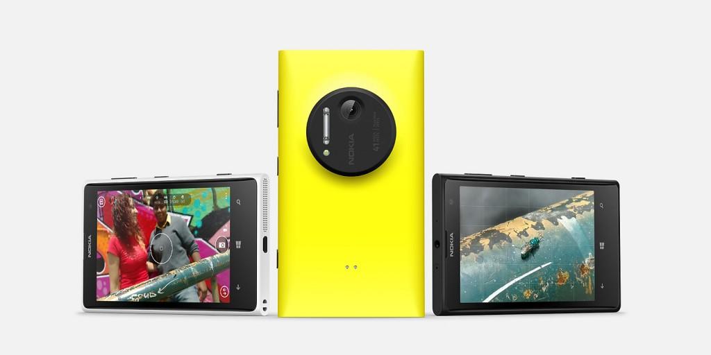 #3 in Our Best Windows 8 Phones List - Nokia Lumia 1020