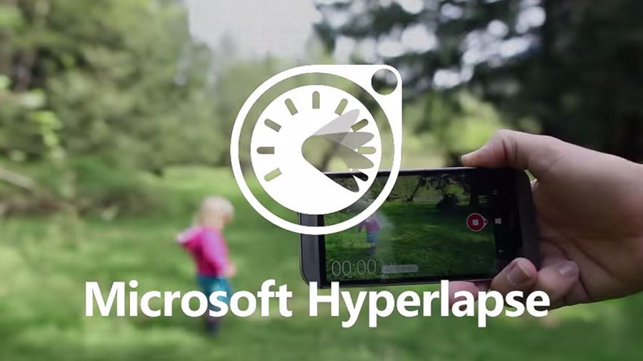 #4 in Our Free Download Mobile Software List - Microsoft Hyperlapse