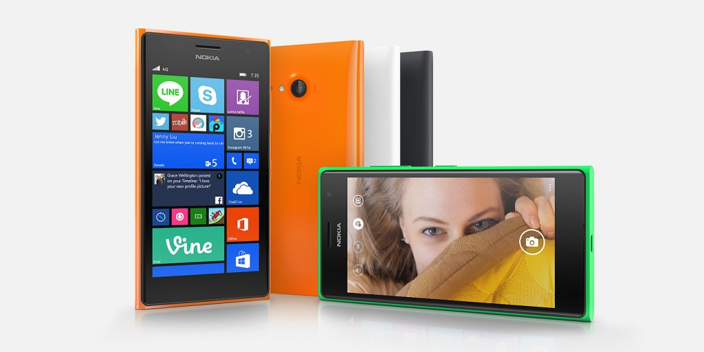 #5 in Our Best Windows 8 Phones List - Nokia Lumia 735