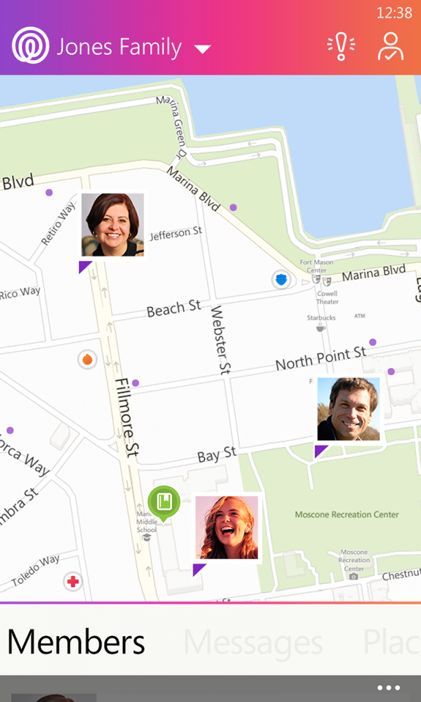 Mobile Software Download - Life360 Family Locator