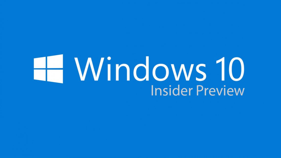 Windows 10 Insider Preview - Build 14316 Released with Major Improvements