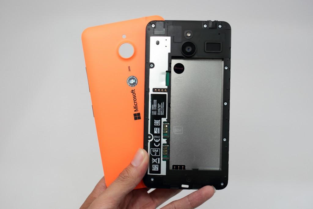 Nokia Lumia 640 XL Review - Battery