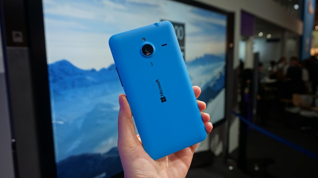 Nokia Lumia 640 XL Review - Design