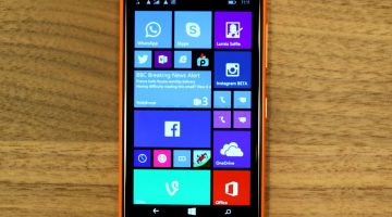 Lumia 730 Phone Review - Great Selfie Shooter, Sharp Display and Long Lasting Battery