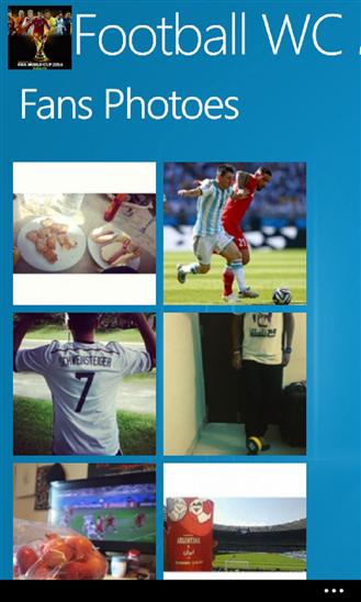 Football WC 14