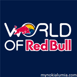 World-of -Red Bull- app