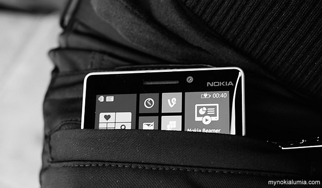 nokia wireless charging trouser