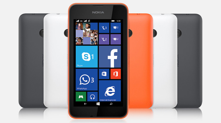 Microsoft Nokia Lumia 530 Premium Reviews and Specifications