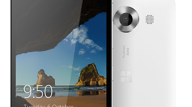 Microsoft Lumia 950 Hands-on Preview