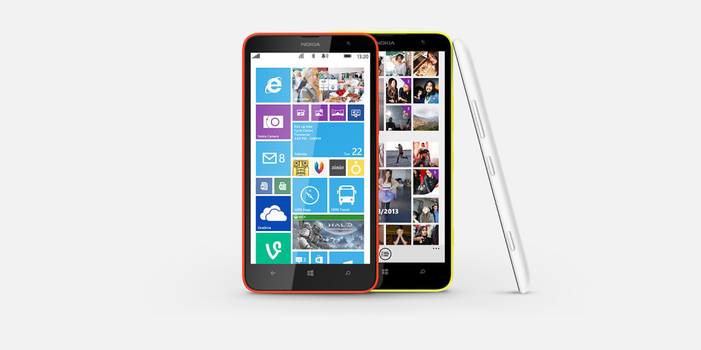 Microsoft Nokia Lumia 1320 Premium Reviews and Specifications
