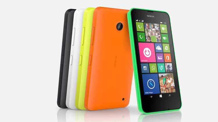 Nokia Lumia 630 Premium Reviews and Specifications