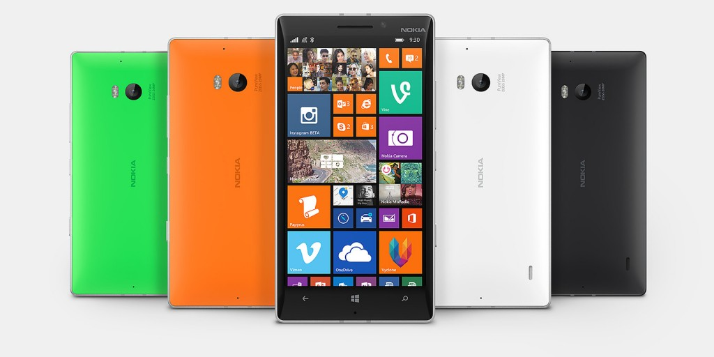 #1 in Our Best Windows 8 Phones List - Nokia Lumia 930