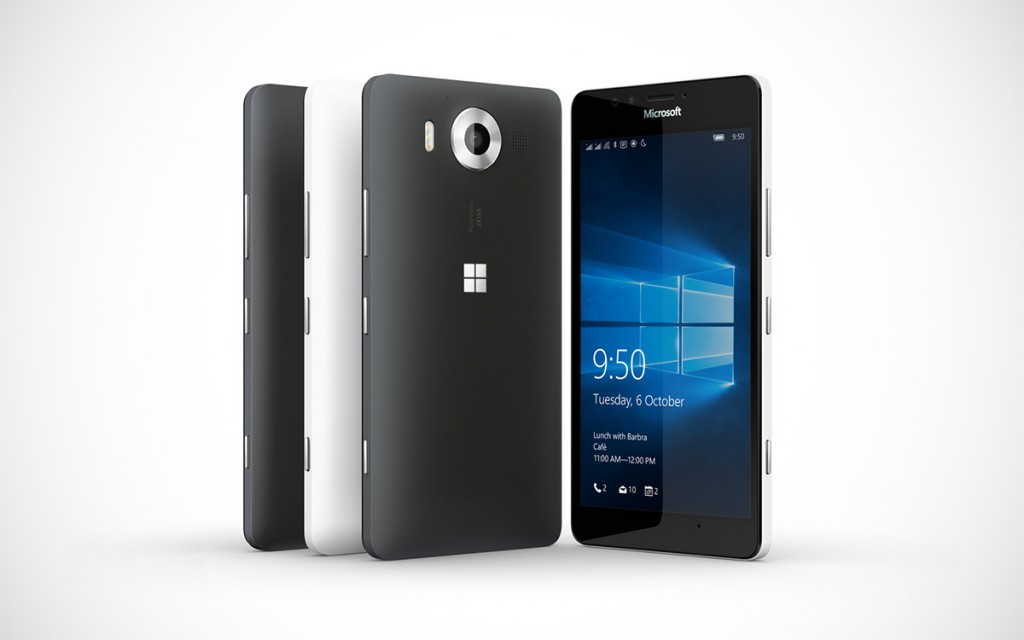 #2 in Our Best Nokia Lumia Phone List - Microsoft Lumia 950