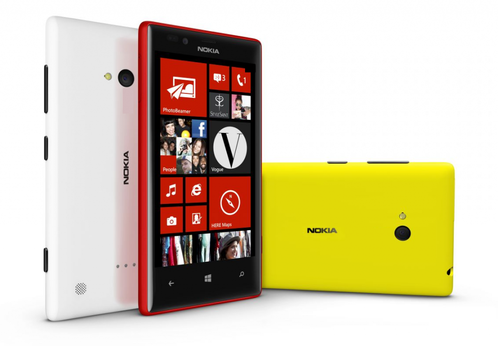 #2 in Our Best Windows 8 Phones List - Nokia Lumia 1520