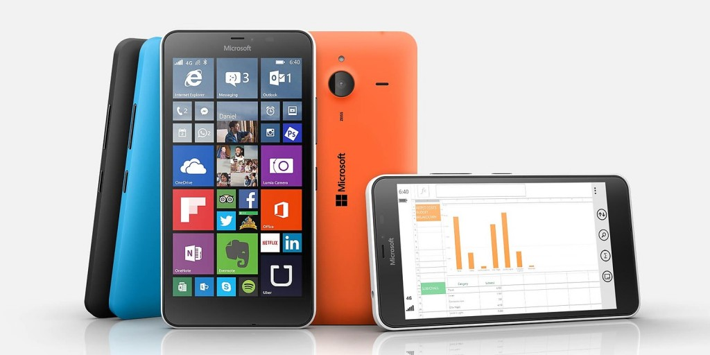 #4 in Our Best Windows 8 Phones List - Microsoft Lumia 640