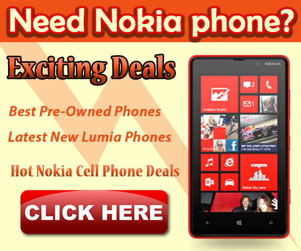 Buy Nokia Lumia Phone