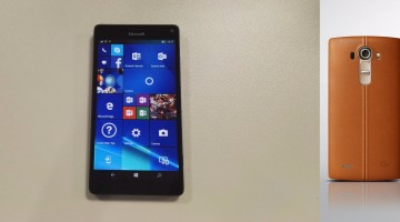 Newest Nokia Lumia vs Newest LG Smartphone - The Battle between Lumia 950 XL and LG G4