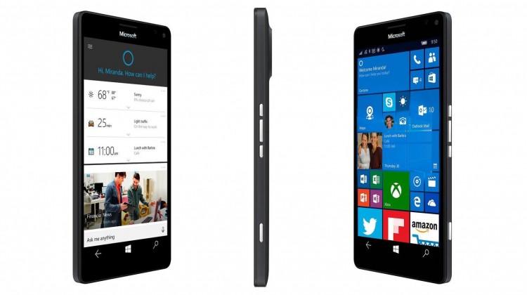 Nokia Lumia Phones Price List - Lumia 950 XL at $649