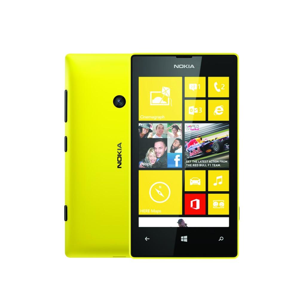 Nokia Lumia Windows 8 Phone Reviews - Lumia 520