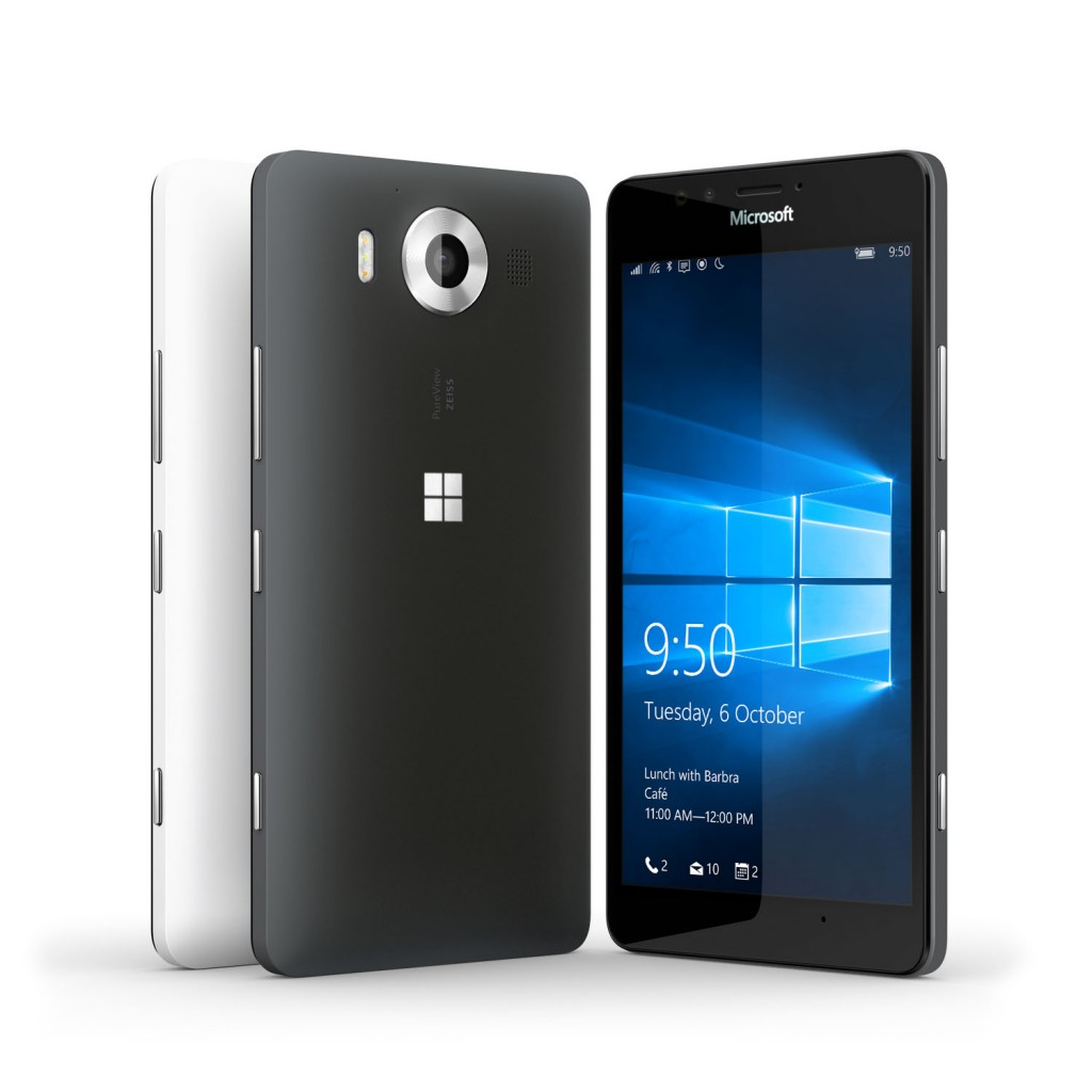 #1 in Our Microsoft Best Smartphone List - Lumia 950 XL