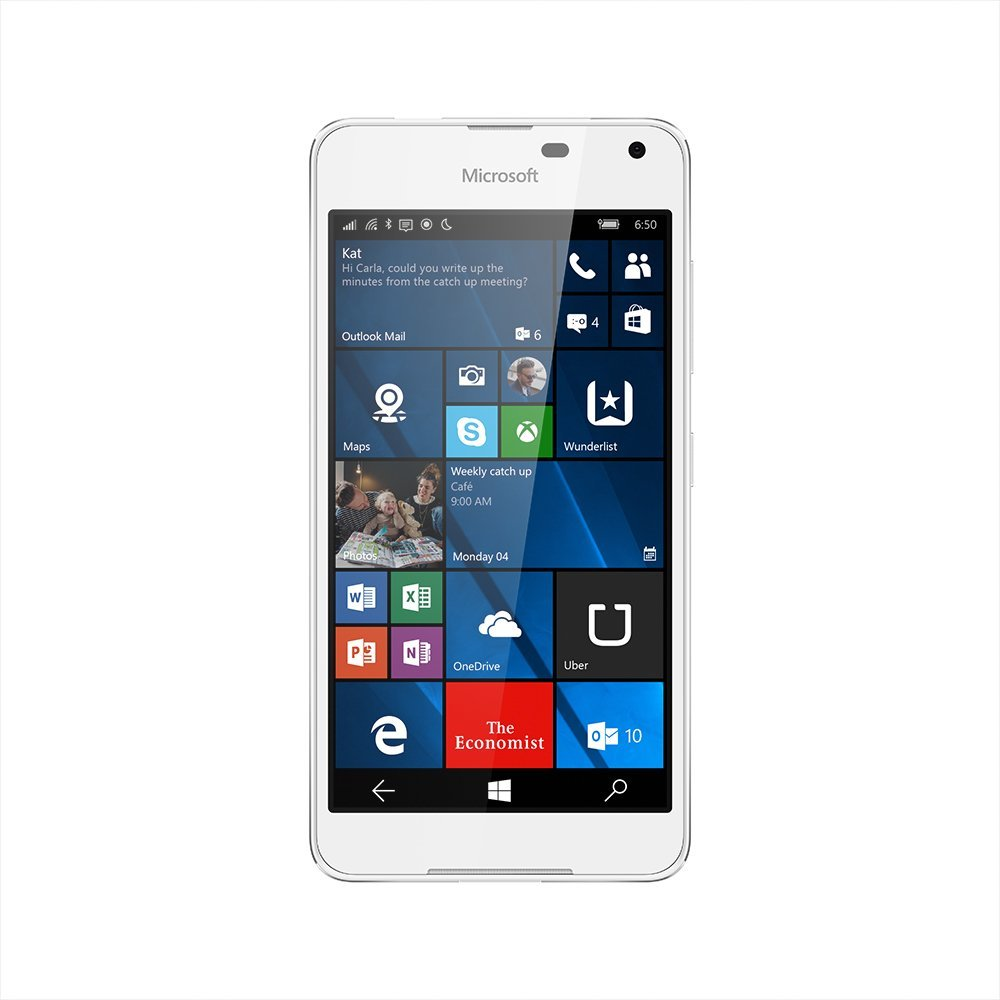 #3 in Our Microsoft Best Smartphone List - Lumia 650
