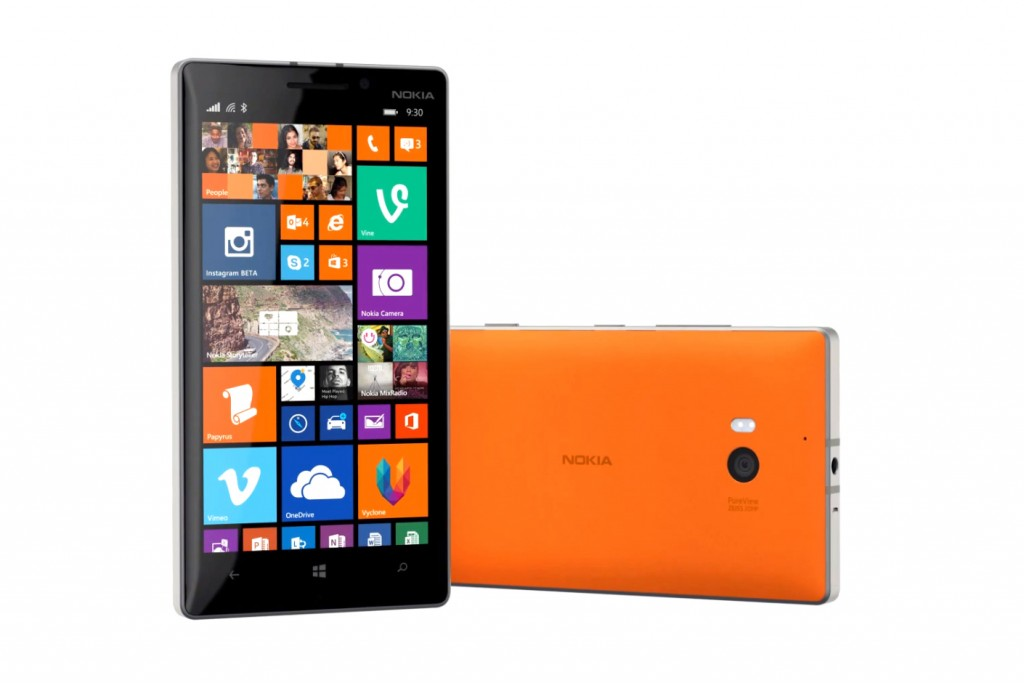 #4 in Our Microsoft Best Smartphone List - Lumia 930