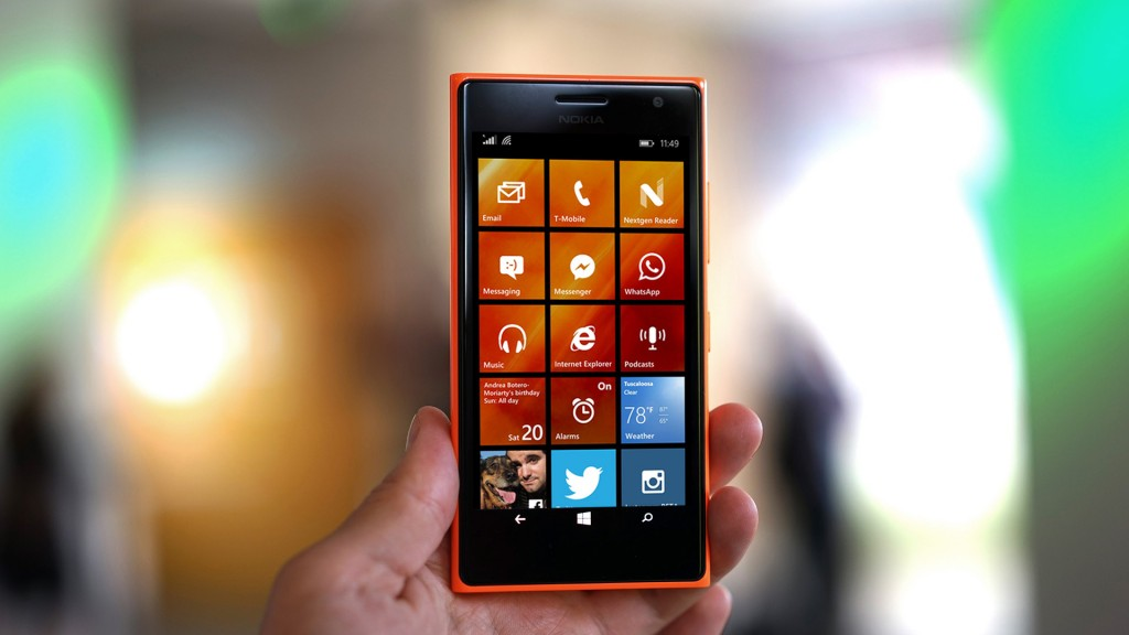 #5 in Our Microsoft Best Smartphone List - Lumia 735