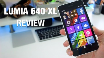 Lumia 640 XL Review - An Affordable Smartphone with a Supersized Display and Great Shooters
