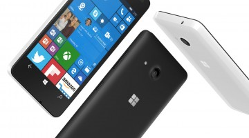 Microsoft Phone Review - Lumia 550 with a Decent Display and Camera