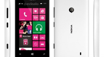 Nokia Lumia 521 Review - Great Design but Disappointing Camera Performance