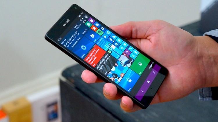 #1 in Our Best Nokia Lumia Phone List - Lumia 950 XL