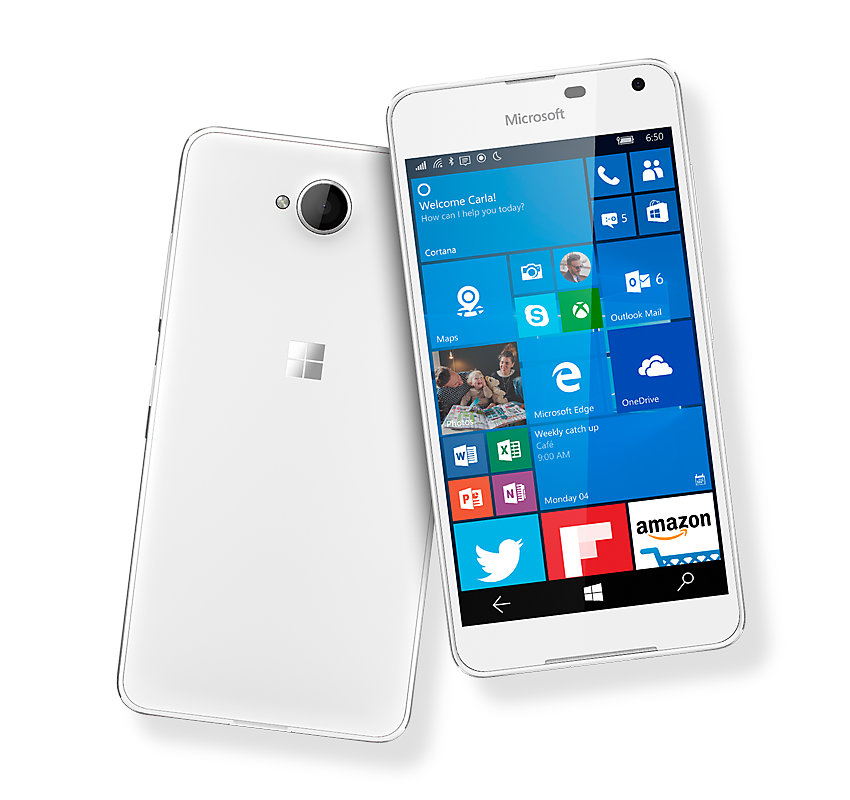 #3 in Our Best Nokia Lumia Phone List - Lumia 650