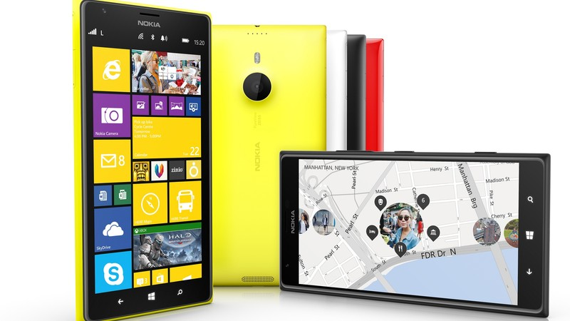 #5 in Our Best Nokia Lumia Phone List - Lumia 1520