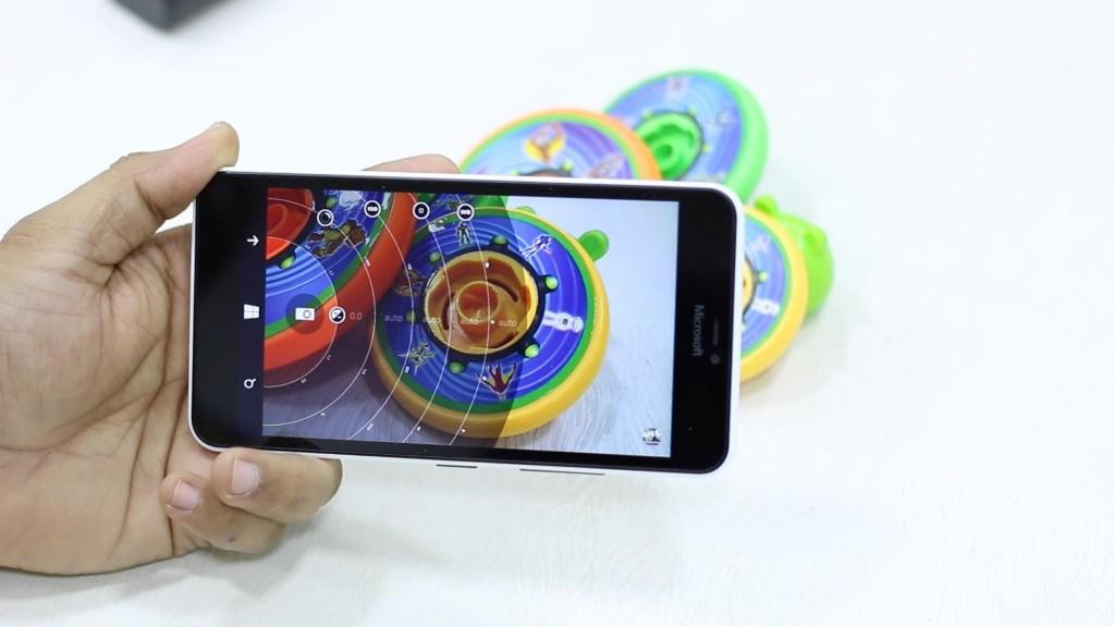 Nokia Lumia 640 XL Review - Camera