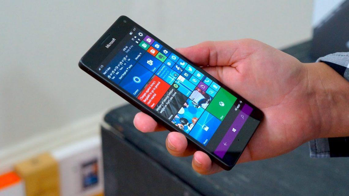 All Nokia Lumia Phones - Lumia 950 XL