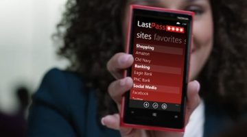 Best Nokia Lumia Apps 2017 - LastPass
