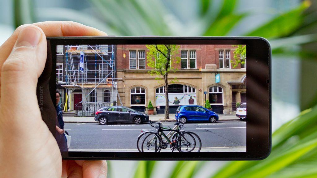 Nokia Lumia 640 - Camera