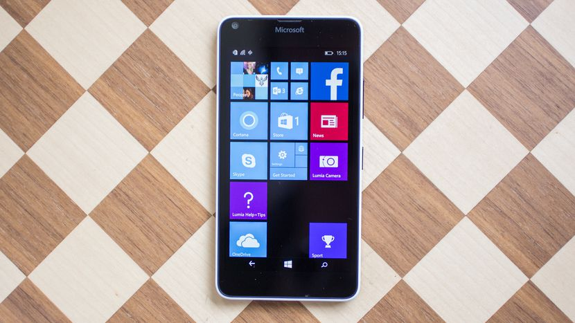 Nokia Lumia 640 - Hardware and Performance